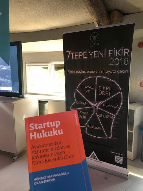 Startup Hukuku 101 Eğitimi Gerçekleştirildi Tto Yeditepe